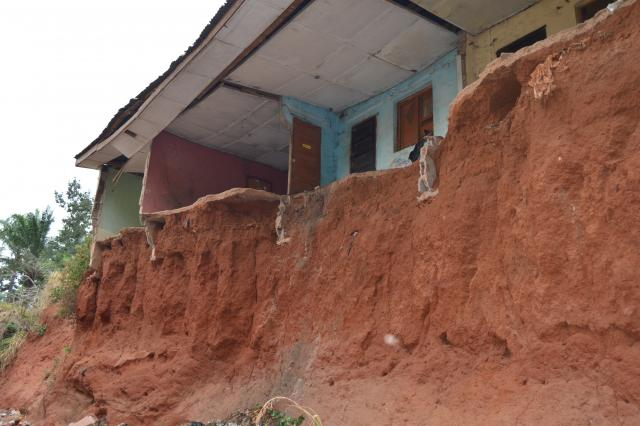 Enugu community where residents live in fear of flood