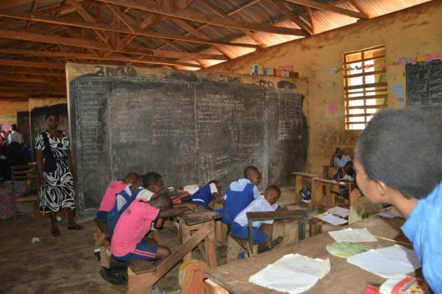 Pupil, teachers helpless as Ede-Oballa community school grapples with many challenges