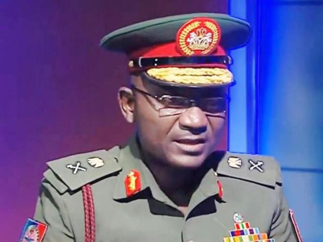 DHQ reacts to 'illegal extension' of military careers of service chiefs' cousemates