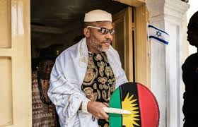 Nnamdi Kanu insists on referendum, rejects restructuring because Nigerian government can't be trusted