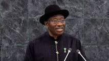 Jonathan explains why Confab report wasn't implemented before leaving office as Buhari celebrates him