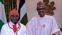 Buhari faults non-inclusion of traditional rulers in Nigerian Constitution
