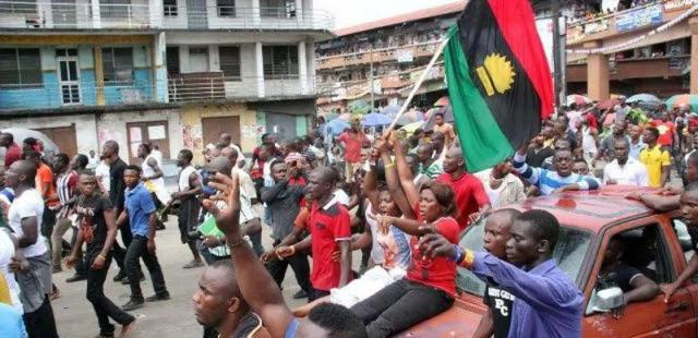 Perish your presidential ambition, Nigeria'll no longer exist in 2019 - MASSOB tells Buhari, Atiku