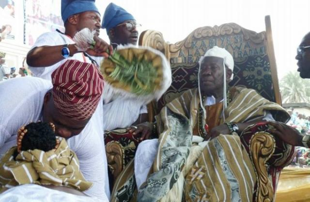 Olubadan says threat to dethrone him an affront to Ibadan people