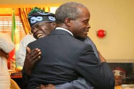 Tinubu: Osinbajo performing as VP, report of me running with Buhari is fake news