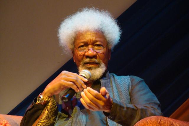 Soyinka decries country's dysfunctional state, wishes less miserable New Year for Nigerians/