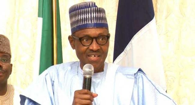 Buhari's full address to Nigerians on occasion of New Year/