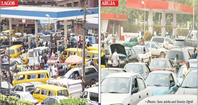 Senate blames NNPC, marketers for scarcity of petrol/