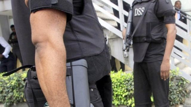 DSS storm church, prevented from arresting Pastor who told members to sack Buhari in 2019