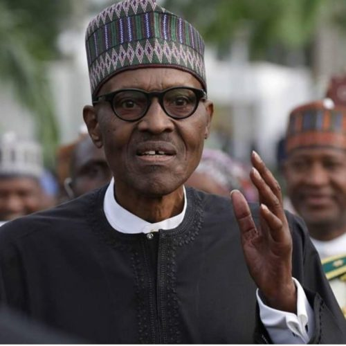 Buhari to APC leaders: 'I am not in a hurry to do anything'