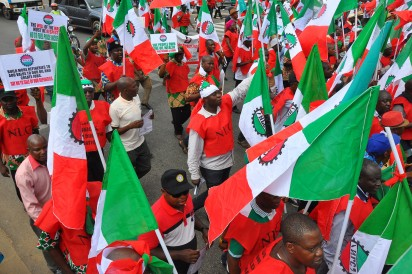 2019: NLC charges members to vote out governors owing salaries, allowances