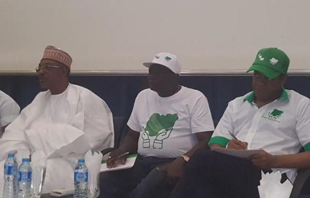 Obasanjo absent as Coalition for Nigeria launches in Abuja