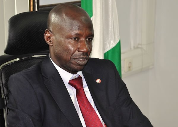 EFCC recovers N473bn, $98.2m, £294,851, others in 2017