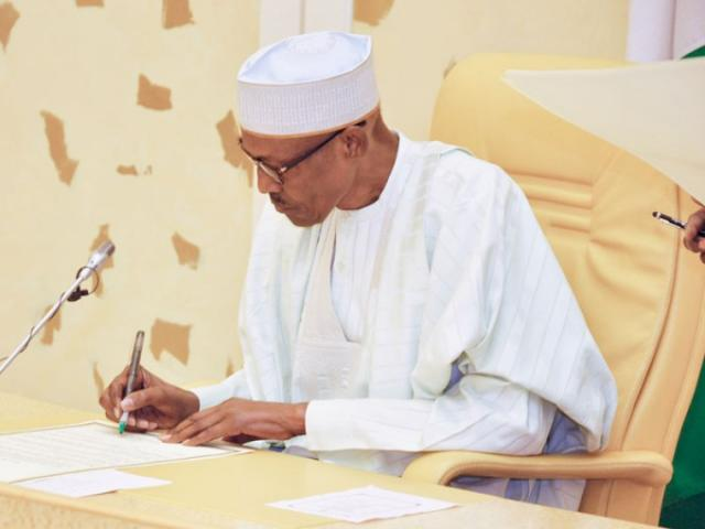 Buhari moves to stop foreigners from getting jobs Nigerians can do