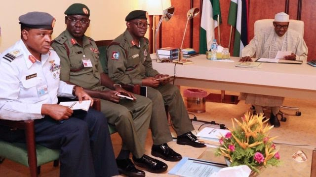 Seriousness of Nigeria's security challenges not lost on us, we'll implement lasting solutions - Buhari