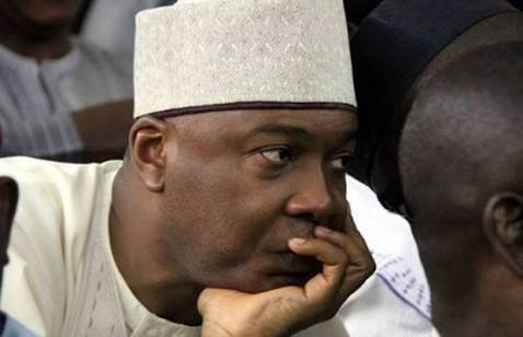 Saraki says some persons in Buhari's govt are hurting democracy