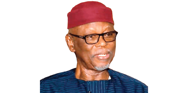 Tenure elongation: Oyegun says it's impossible getting 100 percent acceptance from APC members