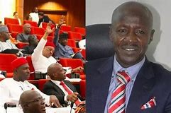 I'm encouraged by Senate's refusal to confirm me - Magu