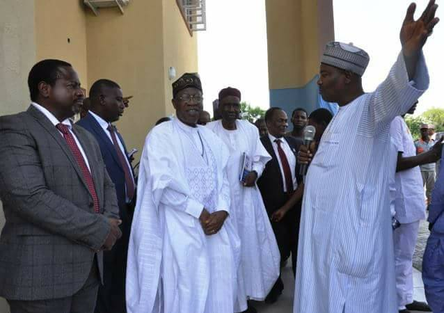 Lai Mohammed reveals why Buhari's govt is breaking own rule on PDP