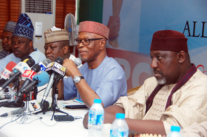 We'll remain neutral in APC tenure elongation dispute - INEC tells court