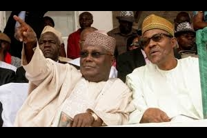 Atiku and Buhari Presidency