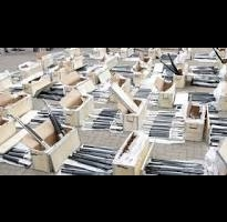 Again, Customs intercepts another container load of arms in Lagos