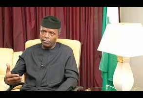 Osinbajo seeks NASS' approval for virement of N135.64bn for priority projects
