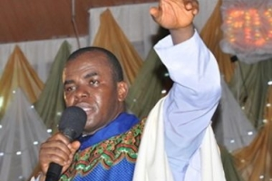 Mbaka denies link with Atiku, says reported endorsement out to make him false prophet