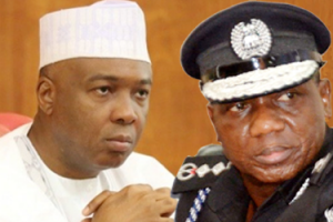 IGP Idris: Saraki's office exposes timeline of killings in Middle-Belt in 2018
