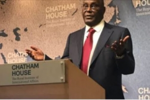 North not opposed to restructuring of Nigeria - Atiku