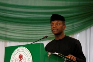 Kidnapping in Nigeria exaggerated for politics - Osinbajo declares in US