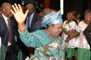 Court orders final forfeiture of Patience Jonathan's N9.2bn, $8.4m